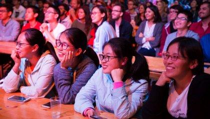CuriousU 2018: ambitious about building an innovative international summer school
