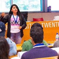 Brenda, USA, EntrepreneurialU course