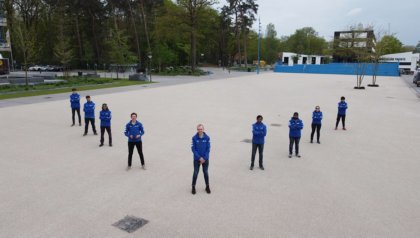 DroneTeam Twente aiming to excel at the UAS Challenge 2021