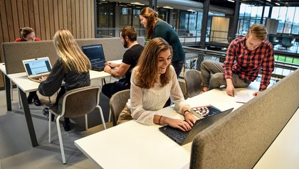 The University of Twente's educational quality policy highly valued