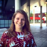 Sanne van Waveren, student Interaction Technology