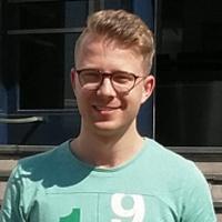 Joël Franken, Master's student Sustainable Energy Technology