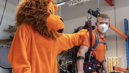 UT withdraws from participation in global competition Cybathlon2020