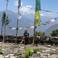 Jana Hallerberg in Nepal