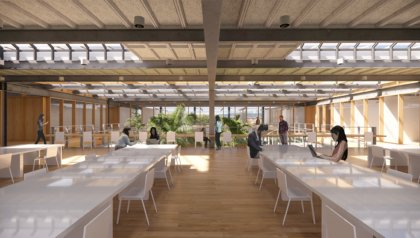 Final design ITC building approved