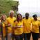 Sarah Vissers in Rwanda