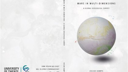 FULLY DIGITAL (UNTIL FURTHER NOTICE) : PhD Defence Oscar Kamps | Mars in multi-dimensions - A global geological survey