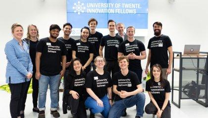 UIF Twente organises Twente-4 Hours Global