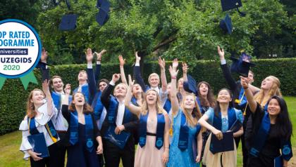 Bachelor's Technology, Liberal Arts & Sciences amongst Dutch top