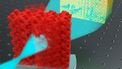 Looking inside 3D nanostructures without leaving a trace