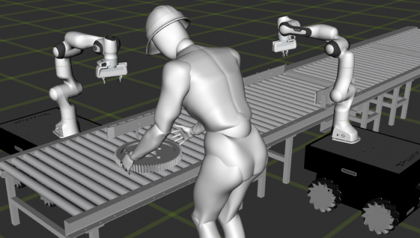 International research project SOPHIA uses robotics to make workplaces healthier
