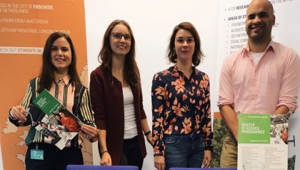 Study in Holland – Virtual Bachelor + Master fair for Brazil and Mexico