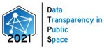 Logo of conference: Data Transparency in Public Space