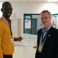 ISPRS grant for ITC alumnus Fredrick Arthur Onyango