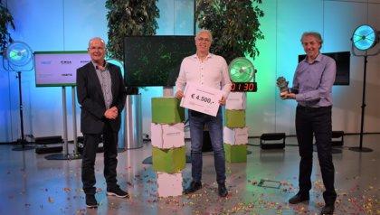 Ysbrand Wijnant and Eric de Vries win 2021 Van den Kroonenberg Award